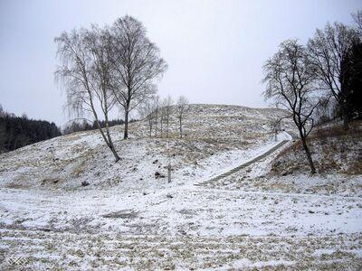 Kartenos Piliakalnis Salantu Regioninis Parkas.Kartenos Piliakalnis Elip Enciklopedija Lietuvai Ir