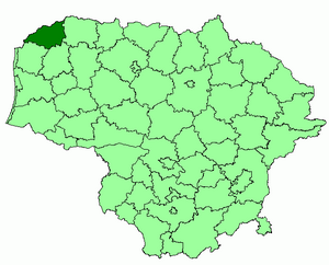 Skuodas district location.png